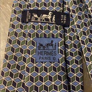 Authentic Vintage Hermès Tie